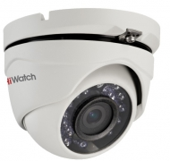 Купольная HD-TVI камера HiWatch DS-T203 (2.8 mm)
