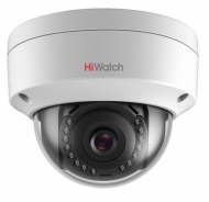 Купольная IP-камера HiWatch DS-I452 (6 mm)